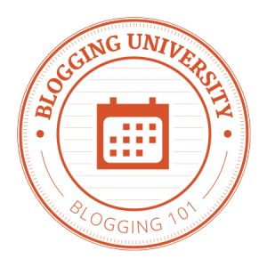 Blogging101 from the WordPress Blogging University