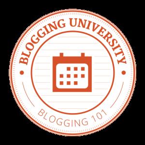 Blogging101 from the WordPress Blogging University