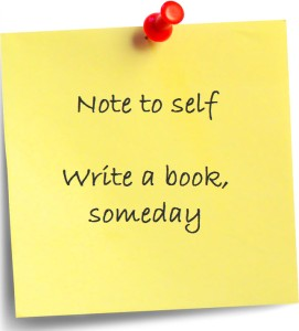 Note-to-self-Write-a-book