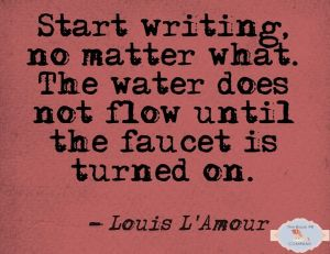 Writing-Just-Start-Louis-Lamour