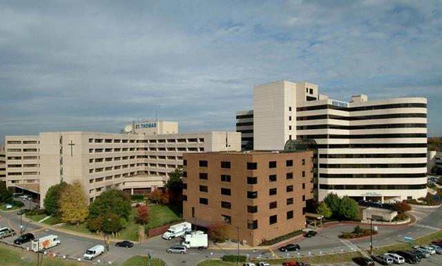 Saint Thomas West hospital in Nashville