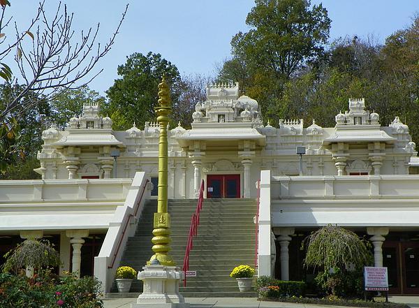 Sri Ganesh Temple Nashville Tennessee