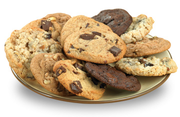The Cookie Plate