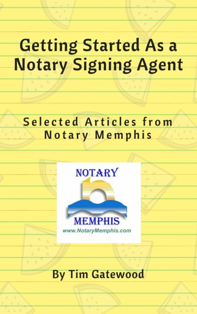 Getting Started as a Notary Signing Agent